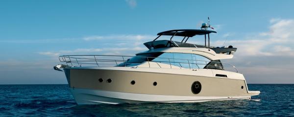 Beneteau yacht
